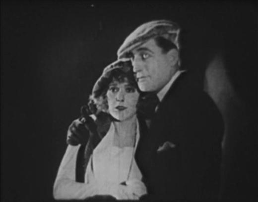 Pearl White and Warren William Krech
