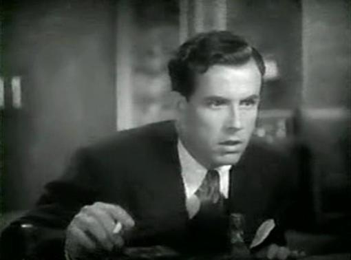 Gordon Westcott as Arthur Cartwright