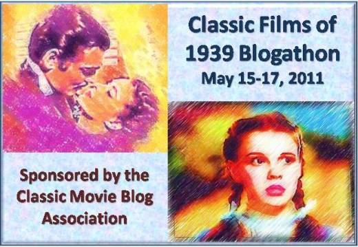 Classic Movies of 1939 Blogathon