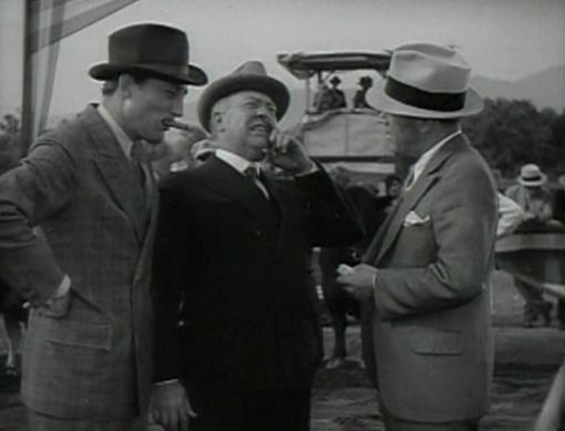Warren William and Guy Kibbee
