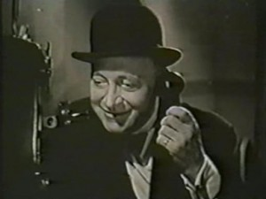 Jamison Steals the Show in One Dangerous Night (1943)