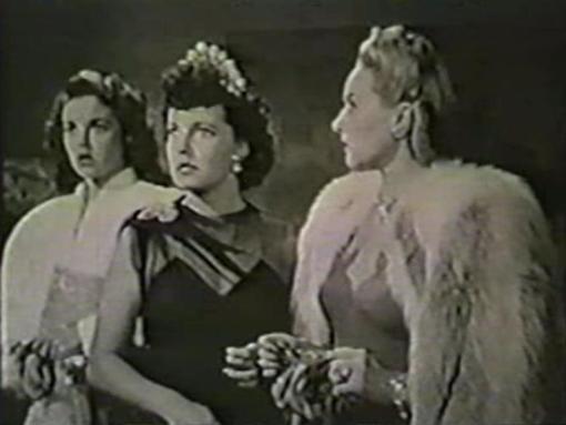 Marguerite Chapman Mona Barrie Tala Birell