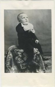 When They Were Very Young – Warren William Baby Picture