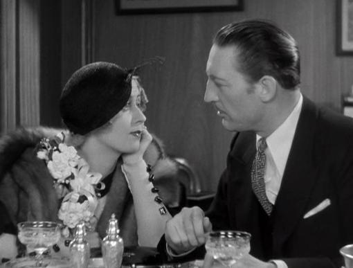 Joan Blondell and Warren William
