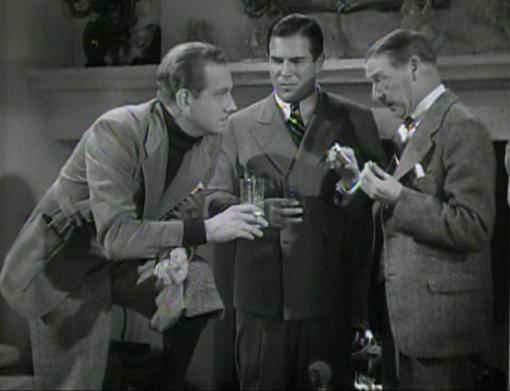 Melvyn Douglas, Nat Pendleton, E.E. Clive