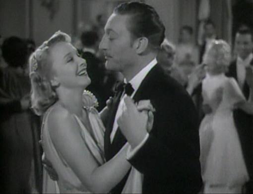 Virginia Bruce and Warren William dance