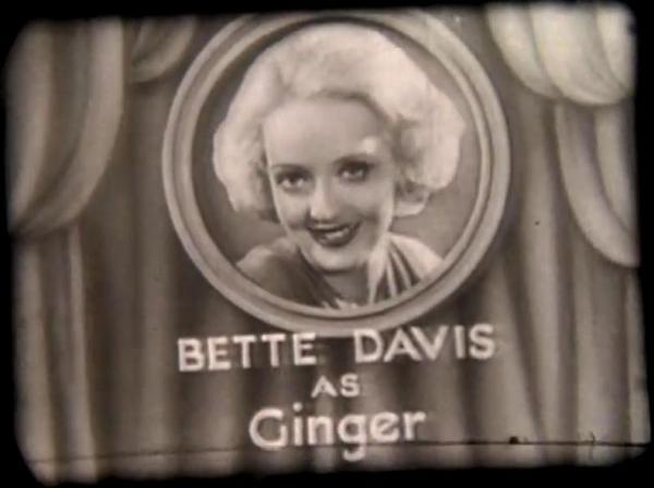 Bette Davis in Just Around the Corner