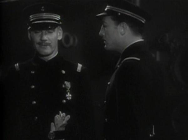 Walter Huston and Warren William