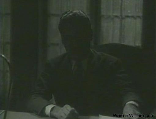 Ralph Morgan's shadow