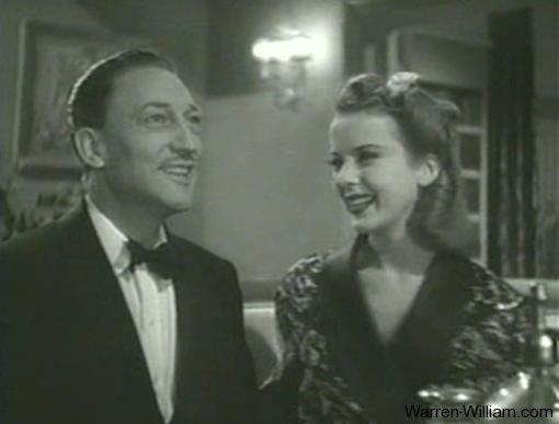 Warren William and Ida Lupino