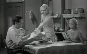 Sophie shows Alf the want ads while Margie just wishes they'd be quiet