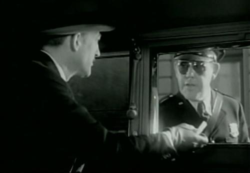 Warren William and Sidney Toler in Upperworld