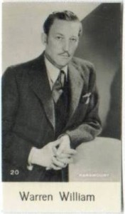 Warren William 1940 Bridgewater