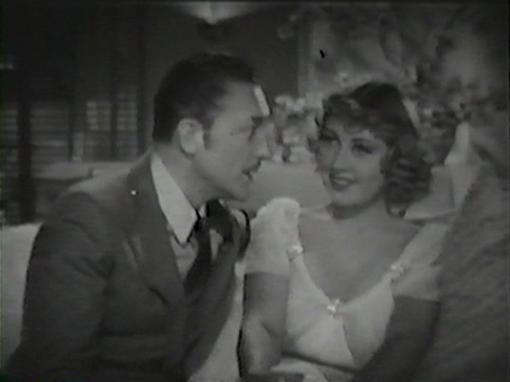 Warren William and Joan Blondell