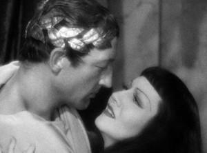 Warren William as Julius Caesar in Cecil B. DeMille's Cleopatra (1934)