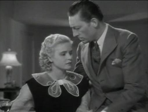 Warren William and Jean Muir