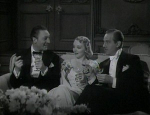 Warren William Is No Third Wheel in Arsene Lupin Returns (1938)