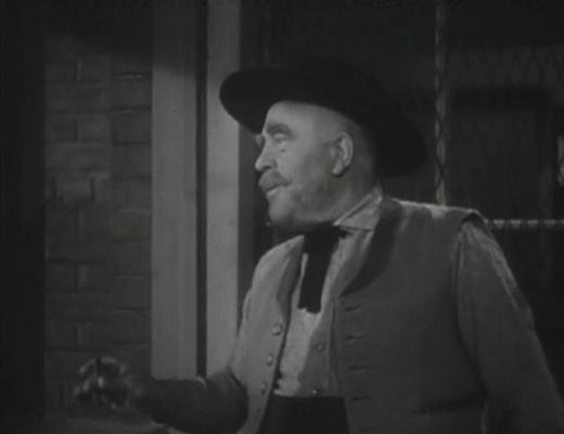 Fred Kelsey in Wild Bill Hickok Rides