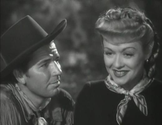 Bruce Cabot and Constance Bennett