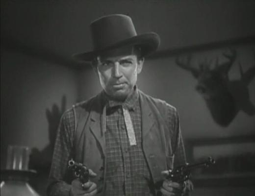 Bruce Cabot in Wild Bill Hickok Rides